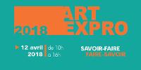 ART EXPRO 2018 - ▶ 12 AVRIL 2018 | de 10h à 16h - SAVOIR-FAIRE FAIRE-SAVOIR
