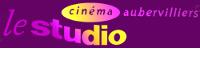 Logo du cinéma Le Studio d'Aubervilliers