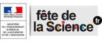 Cartouche MESRI 'fête de la Science 2017.fr'