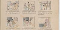 Premier départ. La Famille Fenouillard (5e éd.)/Christophe. BNF/Bibliothèque municipale de Toulouse
