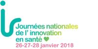 'Journées nationales de l'innovation en santé ❤ 26-27-28 janvier 2018'