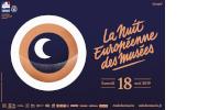 Bandeau de la Nuit européenne des musées 2019