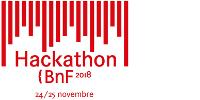 Visuel 'Hackathon {BnF2018 - 24/25 novembre'