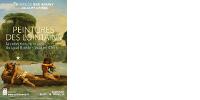 Affiche 'PEINTURES DES LOINTAINS. La collection du musée du quai Branly-Jacques Chirac'
