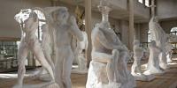 La Galerie des plâtres du musée Rodin de Meudon