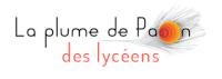 Logo La plume de Paon des lycéens