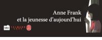 'Anne Frank et la jeunesse d'aujourd'hui' logos Labo des histoires, Calmann-Lévy, Le Livre de poche