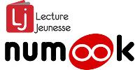 Logo Lecture Jeunesse - num∞k