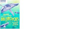 'Logo 🐋 EXPOSITION 28.09.2019 > 7.06.2020 BALEINOPOLIS 〜 🐋 LES SOCIÉTÉS SECRÈTES DES CÉTACÉS 〜'