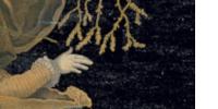 Dessin : un buste de squelette chante devant un micro sur pied