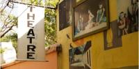 Le théâtre Indianostrum à Pondichéry