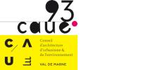 Logo des CAUE 93 et 94