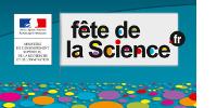 Cartouche MESRI 'fête de la Science .fr'
