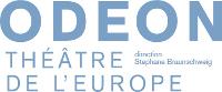 Logo de l'Odéon-Théâtre de l'Europe