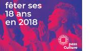 'fêter ses 18 ans en 2018 - pass Culture'