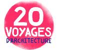 Visuel: 20 voyages d'architecture