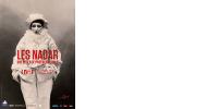 'Les Nadar, une légende photographique' En fond: Sarah Bernhardt en Pierrot assassin, Moderna museet