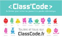 '<Class'Code> - Toutes et tous sur ClassCode.fr'