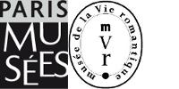 Logos Paris Musées et musée de la Vie romantique
