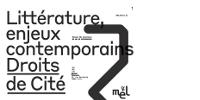Haut de la couverture du programme des Enjeux contemporains 11 : Droits de cité