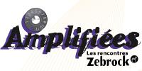 Visuel 'Amplifiées - Les rencontres Zebrock'