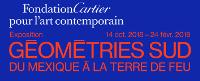 'Fondation Cartier pour l'art contemporain - GÉOMÉTRIES SUD - DU MEXIQUE À LA TERRE DE FEU'