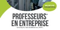 Extrait de l'affiche de 'Professeurs en entreprise'