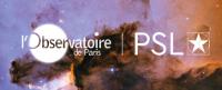 Logo de l'Observatoire de Paris - PSL