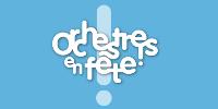 Logo 'Orchestres en fête!'