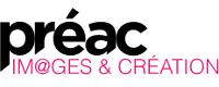 Logo du PREAC Im@ges & création