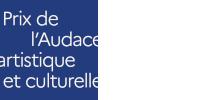 Visuel 'Prix de l'audace artistique & culturelle'