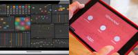 Mosaïque des 2 écrans des applications MusineKit² et T@lenschool