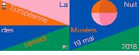 Bandeau de la Nuit européenne des musées 2018