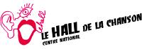 Logo 'LE HALL DE LA CHANSON CENTRE NATIONAL'
